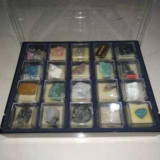 Collectible precious stones