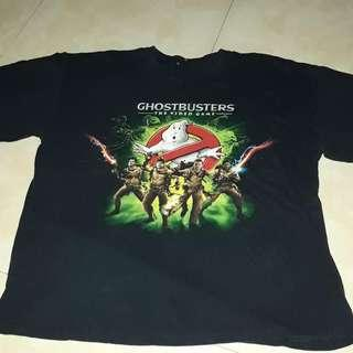 Vintage 00's GHOSTBUSTER Movie shirt