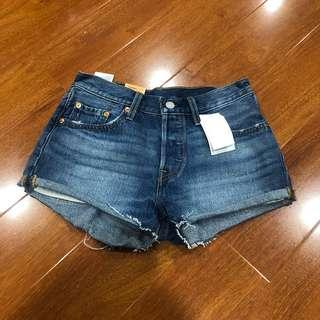 Levi denim 501 shorts