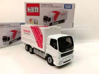 TOMY TOMICA TCN 五十鈴 ISUZU GIGA 本田 HONDA RACING HONDA The Power of Dreams (日本直送) 好仔細的車仔