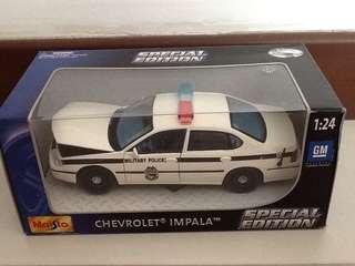 MILITARY POLICE CAR (CHEVROLET)