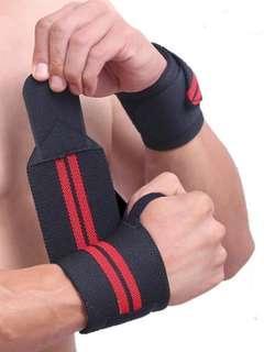 Velcro Wrist Wraps (1 pair)