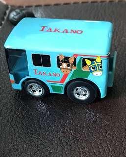 Takano choro-Q HG mini bus