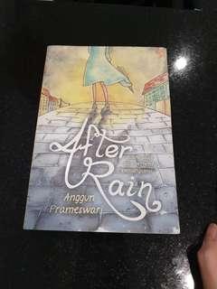 Novel after rain anggun prameswari