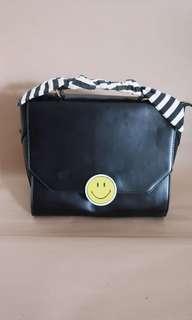 Zara Smiley Bag