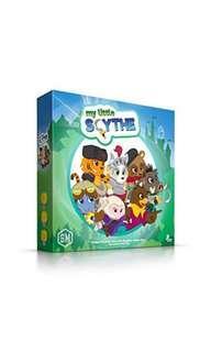 PO: My Little Scythe  Board Game