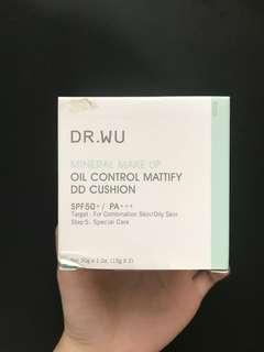 DR. WU 粉霧持妝氣墊粉餅30g (15g*2/自然明亮)