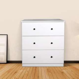 Brand New 3 drawer lowboy