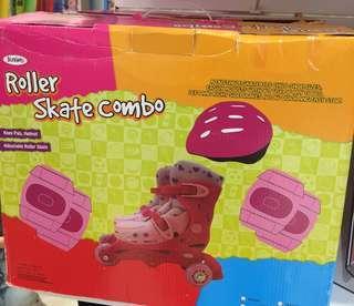 Roller Skate Combo Set