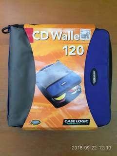 Case Logic 120 CD Wallet