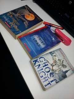 SET: Cornelia Funke Books