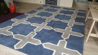 Moroccon Design Carpet Brand