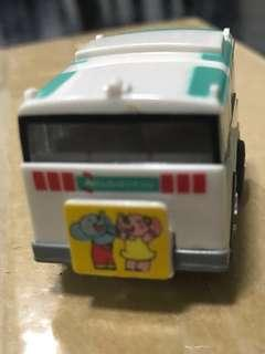 Nishitetsu Choro Q high grade bus