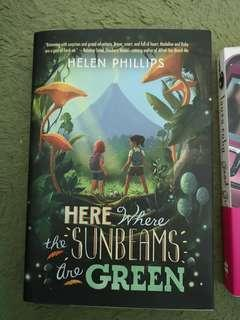 Books - Here Where the Sunbeams are Green