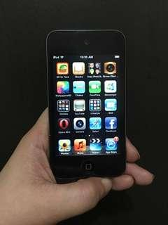 iTouch 3rd gen - 8GB