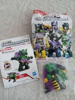 Kre-o Transformers Waspinator