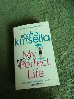 Books - my Not so perfect life