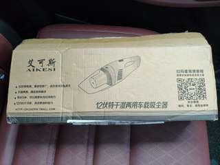 無線車用吸塵機