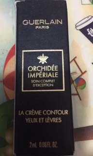 Guerlain Orchidee Imperiale Lip and Eye Cream 嬌蘭