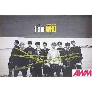 Stray Kids' I Am Who Poster