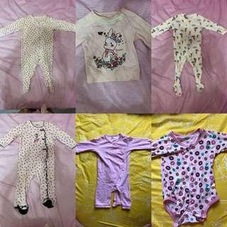 Baby Clothes $5/pc
