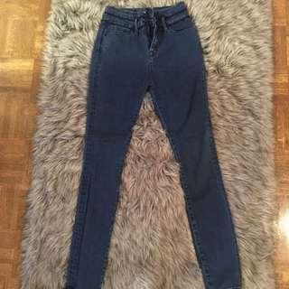 UO high waist jeans