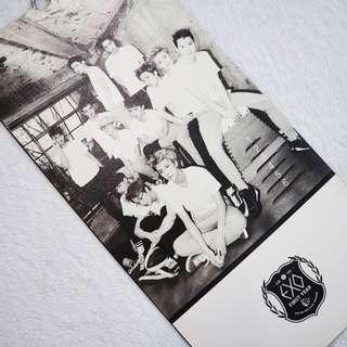 Official SMTOWN EXO Magnetic board
