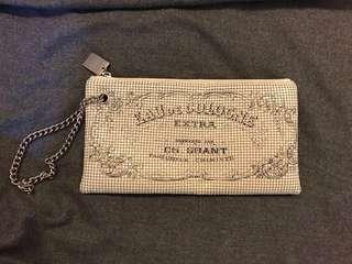 Bling Bling clutch bag( seldom used)