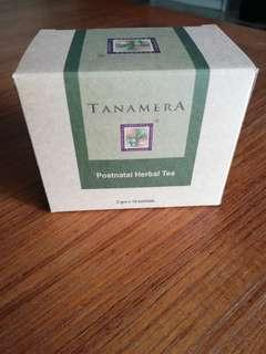 Tanamera postnatal herbal tea