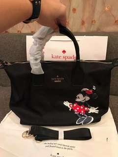 Kate Spade Lyla Weekender Bag