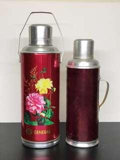 Vintage Made In China Thermos