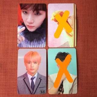 WTT BTS LY Answer Photocard