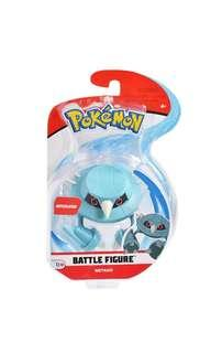 PO: Pokemon 3 Inch Articulated Battle Action Figure - Metang