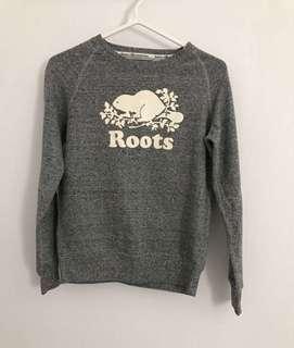 Roots Crewneck   Size XXS