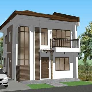 164sq., Lot- House and Lot in Greenview Executive Village Quezon City