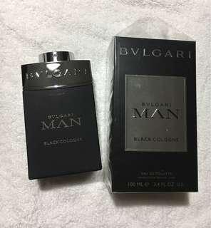 Authentic Tester Bvlgari Man Black