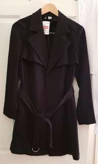 H&M trench size 12