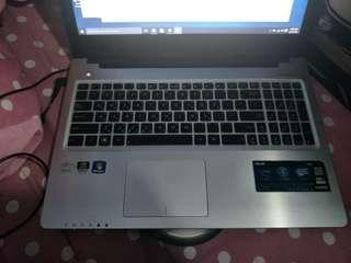 Asus Ultrabook K56CM(S56C) laptop,intel core i5 3rd gen ,upgraded to 8 g ram.750 hdd+24 g ssd,nvidia geforce gt 635m 2g