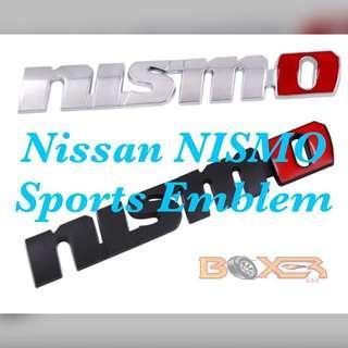 Nissan NISMO Sports Emblem