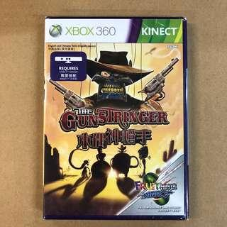 XBOX 360 KINECT THE GUNSTRINGER (CHI) - AS     XBOX 360 KINECT 木偶神槍手 (中英文版) - 亞洲版