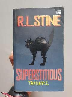 Superstitious - RL Stine
