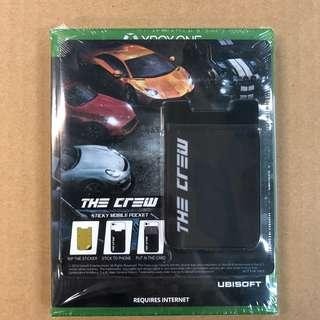 XBOX ONE THE CREW (ENG) - AS     XBOX ONE  飆酷車神 (英文) - 亞洲版