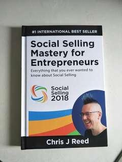 Social selling mastery, international best seller