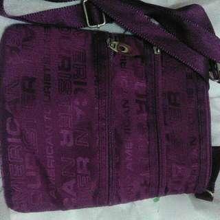 Tas American Tourister By Samsonite Sling Bag Branded Original Bag