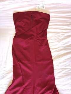 Ferragamo evening dress