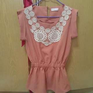 Free Size Blouse Top