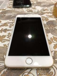 PRISTINE Gold Iphone 7 Plus MY Set 128GB