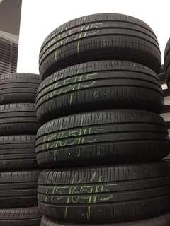 Used Michelin Tyre for sale 195/65/15 very good conditions   From $30.