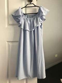 Ivy Frill Dress