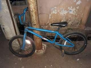 BMX Mongoose Subject 2014